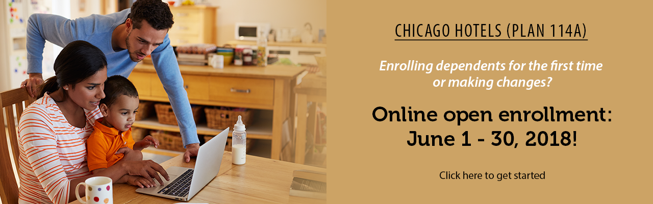 Chicago Online Enrollment begins June 2018!