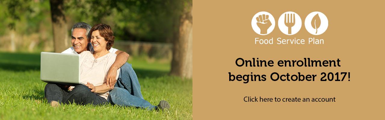 Online Enrollment begins October 2017!