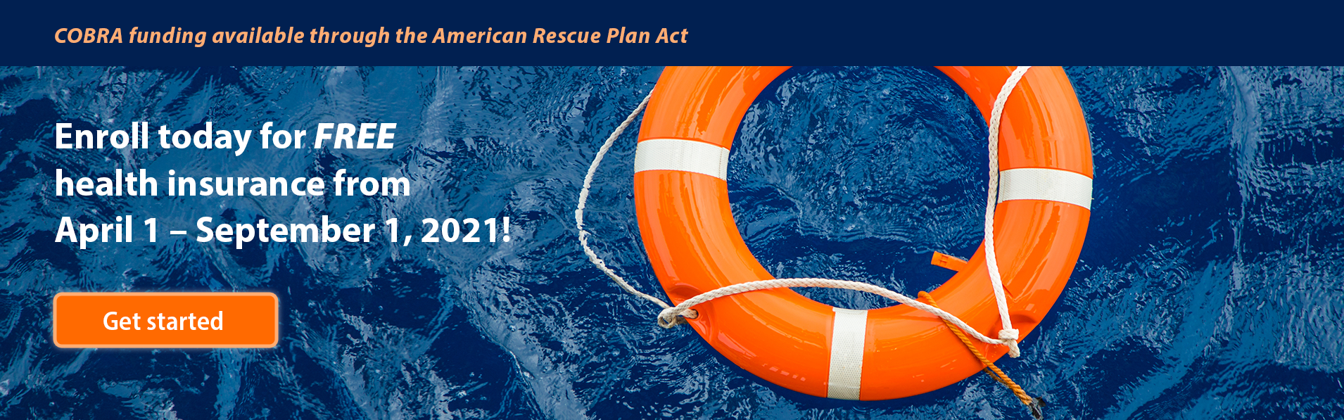 Rescue Plan Act - Enroll Today!